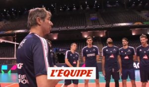 La causerie de Tillie à Berlin - Volley - TQO - Bleus