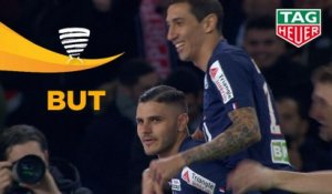 But Mauro ICARDI (3ème) / Paris Saint-Germain - AS Saint-Etienne - (6-1) - (PARIS-ASSE) / 2019-20