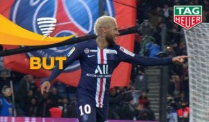 But NEYMAR JR (39ème) / Paris Saint-Germain - AS Saint-Etienne - (6-1) - (PARIS-ASSE) / 2019-20