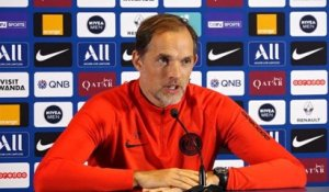 "20e j. - Tuchel : ""On attaque ensemble, on défend ensemble"""