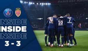 Inside : Paris Saint-Germain - AS Monaco