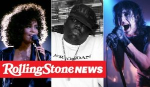 Nine Inch Nails, Notorious B.I.G, Whitney Houston: Rock and Roll Hall of Fame 2020 | RS News 1/15/20