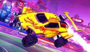 ROCKET LEAGUE LUCKY LANTERNS Bande Annonce