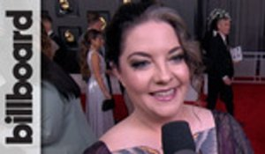 Ashley McBryde Talks Bonding With Trisha Yearwood Over Lizzo and Being Outspoken About Female Country Artists | Grammys 2020