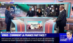 Virus : comment la France fait face  ? - 30/01