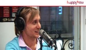 DAVID GUETTA DANS L'HAPPY HOUR CHEZ FG DJ RADIO