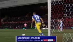 But de Benrahma vs Leeds (1-0)