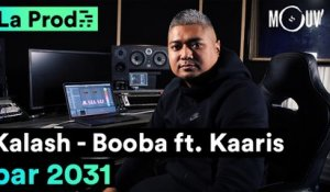 "Booba ft. Kaaris - ""Kalash"" : comment 2031 a créé le hit"