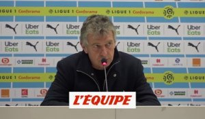 Gourcuff «Une grosse satisfaction» - Foot - L1 - Nantes