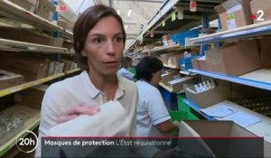 Covid-19 : rupture de stock des masques de protection