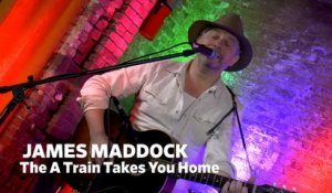 "Dailymotion Elevate: James Maddock - ""The A Train Takes You Home"" live at Cafe Bohemia, New York"