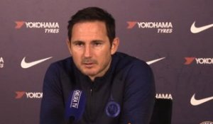 "FOOTBALL : Premier League: 29e j. - Lampard : ""J'ai un grand respect pour Ancelotti"""