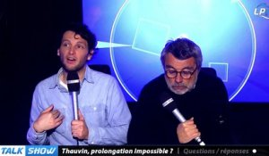 Talk Show du 09/03, partie 5 : Thauvin, prolongation impossible ?