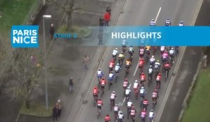 Paris-Nice 2020 - Stage 3 - Highlights