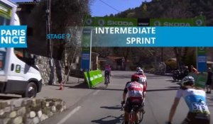 Paris-Nice 2020 - Étape 7 / Stage 7 - Intermediate Sprint
