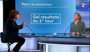 Municipales : vers un second tour le 21 juin ?