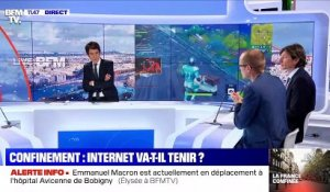Confinement: Internet va-t-il tenir ? (2) - 18/03