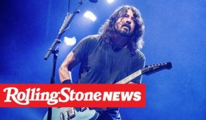 Dave Grohl Will Share 'True Short Stories' During Self-Quarantine | RS News 3/25/20