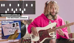 Thundercat Breaks Down His Favorite Bass Lines