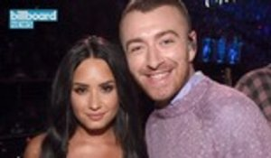 Demi Lovato and Sam Smith Reveal New Collaboration 'I'm Ready' | Billboard News