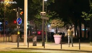 Incidents et interpellations en banlieue parisienne