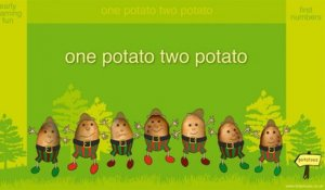 Kidzone - One Potato, Two Potato