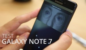 Test du Samsung Galaxy Note 7, le cocktail explosif