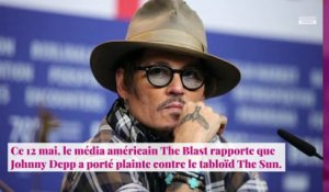 Johnny Depp accuse The Sun d'avoir piraté son portable