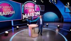 Extrait du début de l'émission de France 3 « Jouons à la maison » - VIDEO