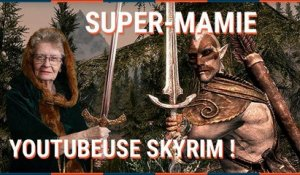 Shirley Curry, la SKYRIM GRANDMA !