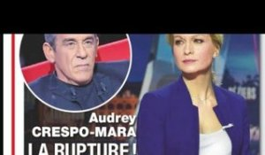Audrey Crespo-Mara, en couple avec Thierry Ardisson, une terrible rupture