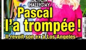 Laeticia Hallyday lrsquo;a trompée, il revoit son ex à Los Angeles (photo)