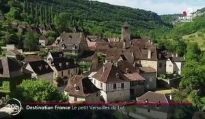 Destination France : un Versailles miniature dans le Lot
