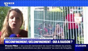 Reconfinement/déconfinement : qui a raison ? (2) - 24/06