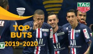 Top buts Coupe de la Ligue BKT - Saison 2019/20