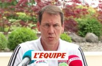 Garcia : « On veut recruter un défenseur central » - Foot - L1 - OL