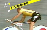 Tour de France 2020 - One day One story : 8 seconds in 1989