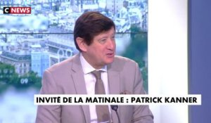 L'interview de Patrick Kanner
