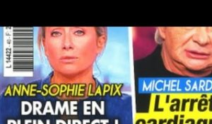 Anne-Sophie Lapix, choc sur France 2, drame en plein direct