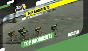 Tour de France 2020 - Top Moments SKODA : Abdoujaparov 1991
