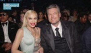 Blake Shelton Is Having a 'Blast' Quarantining With Gwen Stefani | Billboard News
