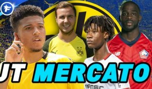 Journal du Mercato : le Borussia Dortmund veut continuer de piller la Ligue 1
