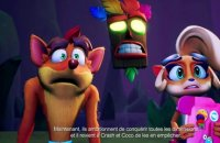 Crash Bandicoot 4 : It's About Time - Bande-annonce State of Play