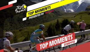 Tour de France 2020 - Top Moments ANTARGAZ : Schleck Galibier