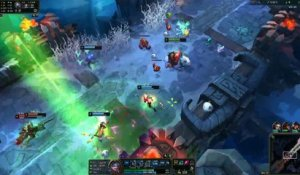 League of legends : La reprise des arams