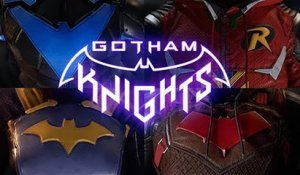 Gotham Knights - Trailer d'annonce (VF)