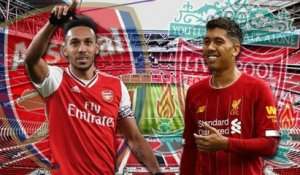 Arsenal-Liverpool : les compos probables