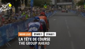 #TDF2020 - Étape 1 / Stage 1 - La tête de course / The group ahead