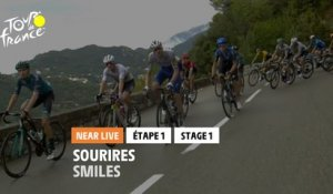 #TDF2020 - Étape 1 / Stage 1 - Sourires / Smiles