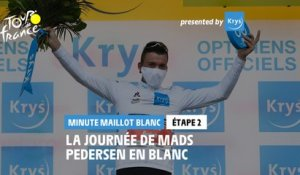 #TDF2020 - Étape 1 / Stage 1 - Krys White Jersey Minute / Minute Maillot Blanc